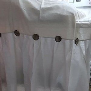 One Curtain Panel 1222